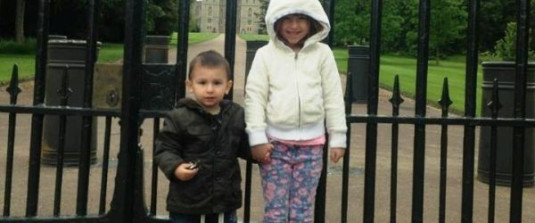 Diana si Andy Barbu, copiii lui Florin Barbu